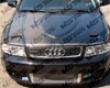 Vis Racing Carbon Fiber Euro R Style Hood Audi A5 96-01