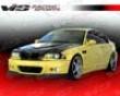 Vis Racing Carbon Fiber Euro R Style Hood Bmw 3 Series E46 2dr 99-03