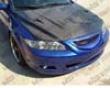 Vis Racing Carbon Fiber Evo Hood Mazda 6 03-07