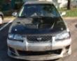 Vis Racing  Carbon Fiber Evo Hood Nissan Sentra 95-99
