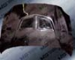 Vis Racing Carbon Fibsr Evo Hood Scoin Tc 05-08