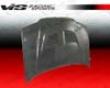 Vis Racing Carbon Fiber Evo Hood Volkswagen Jetta 99-05