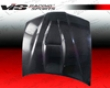 Vis Racing Carbon Fiber G Force Hood Honda Prelude 92-96