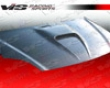 Vis Racing Carbon Fiber G Force Style Hood Acura Rsx 02-07