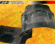 Vis Racing Carbon Fiber G Speed Hood Mitsubishi Eclipse 4g 06-08