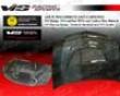 Vis Racing Carbon Fiber Gt Hood Mitsubishi Evo Ix 06-07