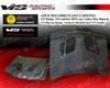 Vis Racing Carbon Fiber Gtr Style Hood Bmw 3 Series E36 2dr 92-98