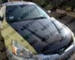 Vis Racing Carbon Fiber Invader Hood Honda Accord 03-07