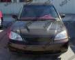 Vis Racibg Carbon Fiber Invader Hood Honda Civic 01-03