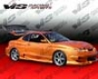 Vis Racing Carbon Fiber Invader Hood Hyundai Tiburon 00-02