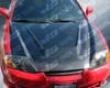 Vis Racing Carbon Fiber Invader Hood Hyundai Tiburon 03-07