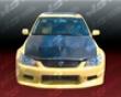 Vis Racing Carbon Fiber Invader Hood Lexus Is300 00-05