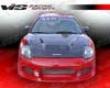 Vis Racing Carbon Fiber Invader Hood Mitsubishi Eclipse 3g 00-05