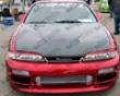 Vis Racing Carbon Fiber Invader Hood Nissan 240sx 95-96