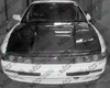 Vis Racing Carbon Fiber Invader Hood Nissan S13 89-94