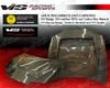 Vis Racing Carbon Fiber J Gt Hood Toyota Supra 93-98