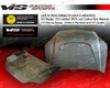 Vis Racing Carbon Fiber Js Hood Honda Civic 01-03