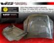 Vis Racing Carbon Fiber Js Hood Honda Civic 99-00