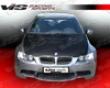 Vis Racing Carbon Fiber M3 Style Hood Bmw 3 Series E92 2dr 07-08