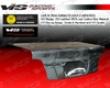 Vis Racihg Carbon Fiber Oem-euro Trunk Bmw 3-series 4dr E36 92-98