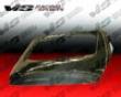 Vis Racing Carbon Fiber Oem Hatch Nissan 350z 03-08