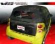 Vis Racing Carbon Fiber Oem Hatch Smart Fortwo 08-09
