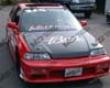 Vis Racing Carbon Fiber Oem Hood Honda Civic Hb 88-91