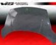 Vis Racing Carbon Fiber Oem Hood Lamborghini Gallardo 03-09