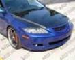 Vis Racing Carbon Fiber Oem Hood Mazda 6 03-07