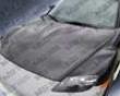 Vis Racing Carbon Fiber Oem Hood Mazda Rx8 03-07