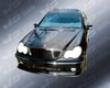 Viw Racing Carbon Fibed Oem Hood Mercedes-benz C-class 01-07