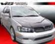 Vis Racing Carbon Fiber Oem Hood Mitsubishi Lancer 02-03