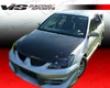 Vis Racing Carbon Fiber Oem Hood Mitsubishi Lancer 04-07