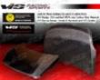 Vis Racing  Carbon Fiberr Oem Hood Nisssn Altima 4xr 07-08
