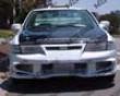 Vis Racing  Carbon Fiber Oem Hood Nissan Sentra 95-99