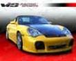 Vis Madness Carbon Fiber Oem Hood Porsche 996 99-04
