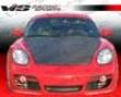 Vis Racing Carbon Fiber Oem Hide Porsche 997 05-07