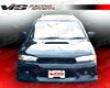 Vis Racing Carbon Fiber Oem Hood Subaru Impreza 95-99