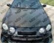 Vis Racing Carbon Fiber Oem Hood Toyota Celica 94-99