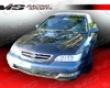 Vis Racing Carbon Fiber Oem Style Hood Acura Cl 96-99