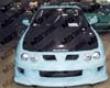 Vis Racing Cabon Fiber Oem Style Hood Acura Integra 94-01