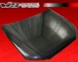 Vis Racing Carbon Fiber Oem Style Hood Audi A4 09-10