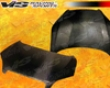 Vis Racing Carbon Fiber Oem Style Hood Audi Tt 07-08