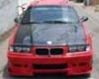 Vis Racing Carbon Fiber Oem Style Hood Bmw 3 Series E36 2dr 92-98