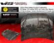 Vis Racing Carbon Fiber Oem Style Hood Bmw E60 04-09