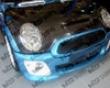 Vis Racing Carbon Fiber Oem Style Hooh Mini Cooper S 02-06