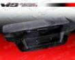 Vis Racing Carbon Fiber Oem Trunk Bmw 1-series E82 08-09