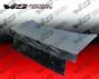 Vis Racinb Carbon Fiber Oem Trunk Honda Accord 92-93