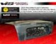 Vis Racing Carbon Fiber Oem Trunk Honda Prelude 92-96