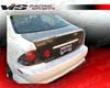 Vis Racing Carbon Fiber Oem Trunk Lexus Is300 00-05